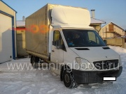 Боковые обтекатели Mercedes Sprinter new W906 Volkswagen Crafter