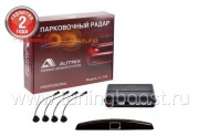Парктроник F716 black /silver /white/red/blue/grey ( 4 датчика )