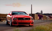 Комплект обвес PRIOR DESIGN Ford Mustang  V (2005-2008)