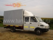 Обтекатель (нерегулир. 80 см) Iveco Turbo daily