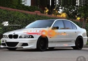 Накладки на пороги PRIOR Design BMW Е39