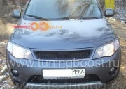 Решетка радиатора Roadest style Mitsubishi Outlander XL