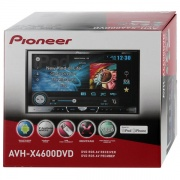 Магнитола Pioneer AVH-X4600DVD Changan CS35