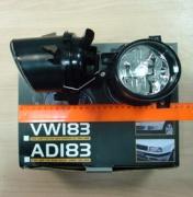 AD183  Противотуманные Фары  Audi A6 2004 - 2011