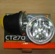 CT270  Противотуманные Фары Citroen C3 (2002-н.в.)